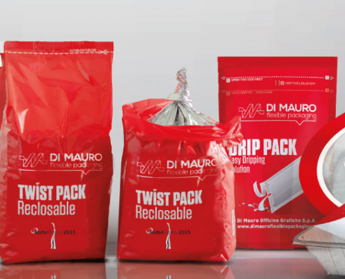 soluzioni innovative packaging flessibile